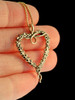 Tentacle Heart - 14K Gold