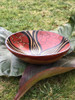 Zimbabwe Bowl - Four Petal and Spot Design