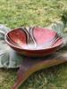Zimbabwe Bowl - Four Petal and Spot Design