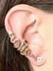 Snake Ear Cuff - 14K Gold