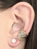 Cobweb Ear Cuff - 14K Gold