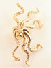 Octopus Ear Cuff - 14K Gold