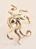 Octopus Ear Cuff - 14K Gold