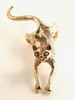 Cat Ear Cuff - 14K Gold