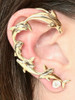 Dolphin Ear Wrap - 14K Gold