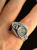 Galactical Ring - Silver