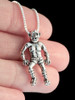 Cyclops Charm in Silver