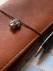 Gargoyle Travelers Notebook Charm in Silver