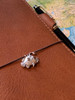 Angler Fish Traveler's Notebook Charm in Silver