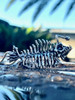 Phantom Angler Fish Skeleton - Silver