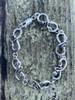 Infinity Snake Bracelet - Silver