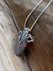 Cicada Brood X Pendant