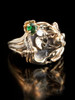 Frog - Lily Pond Ring - 14k Gold