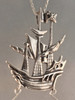 Classic Peter Pan Charm Holder Collection - Silver