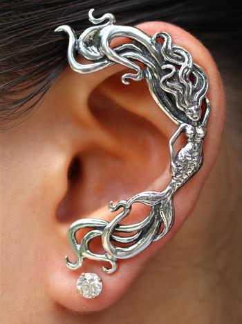Mermaid Ear Wrap