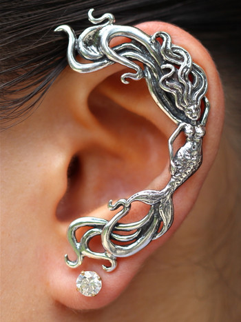 Mermaid Ear Wrap