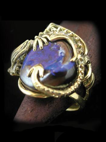 Dragon Pool Ring - SOLD