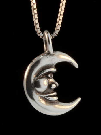 Medium Moon Charm