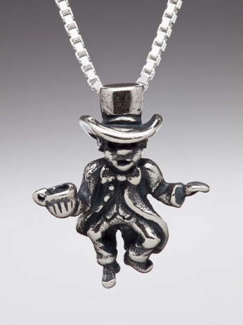 Alice -  Mad Hatter Charm