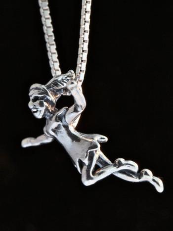 Classic Peter Pan - Peter Pan Charm - Silver