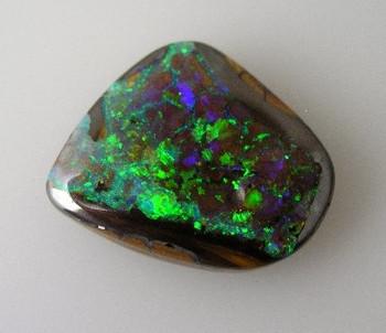 Blue Grotto - Australian Boulder Opal - SOLD