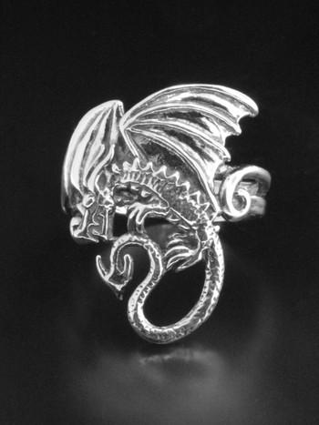 Magic Dragon Ring