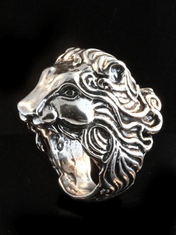 Pride Lion Ring
