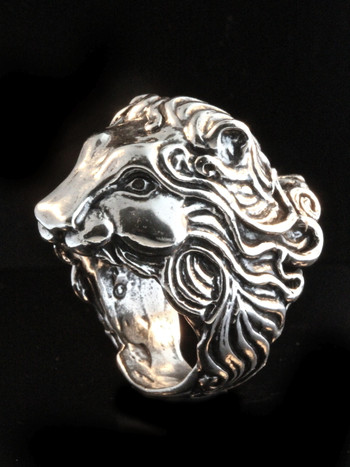 Pride Lion Ring