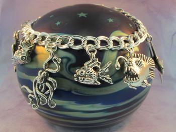 Ocean Odyssey Charm Bracelet
