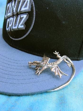 Bronze Sentry Hat Dragon
