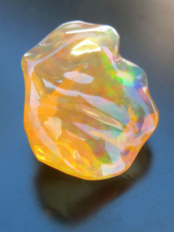 Mexican Fire Opal, 6.5 ct