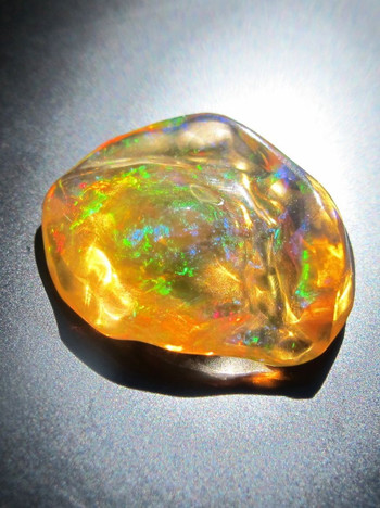 6 ct Mexican Fire Opal