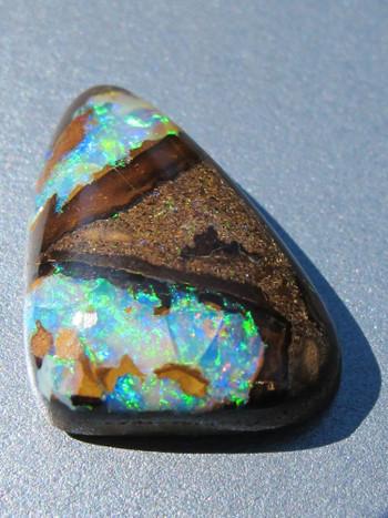 Metamorphosis-Australian Boulder Opal, 19 ct