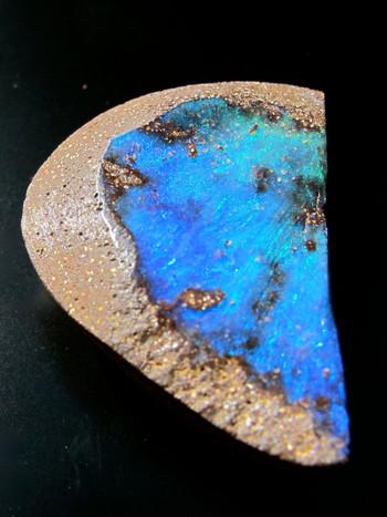 Abyss - Australian Boulder Opal