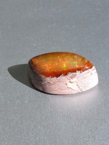 Mystic Ember-Mexican Matrix Opal, 18ct