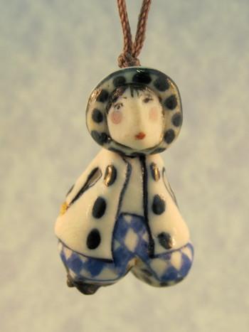 Edith - Les Petite Bon-Hommes en Porcelaine