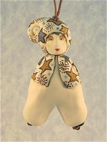 Colette - Les Petite Bon - Hommes en Porcelaine