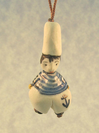 Bertrand - Les Petite Bon-Hommes en Porcelaine