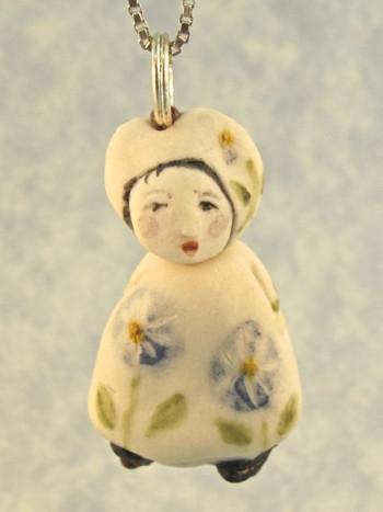 Olivie - Les Petite Bon-Hommes en Porcelaine