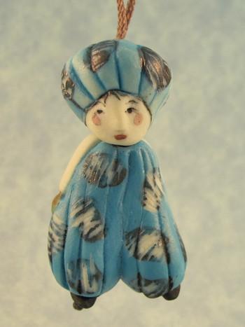 ������_milie - Les Petite Bon-Hommes en Porcelaine