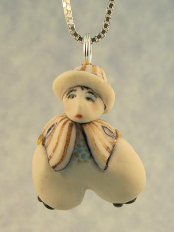 Eugene - Les Petite Bon-Hommes en Porcelaine - SOLD
