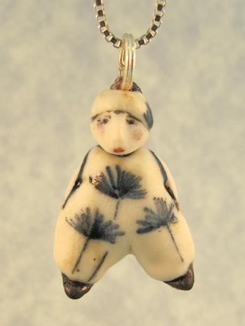 Louise - Les Petite Bon-Hommes en Porcelaine