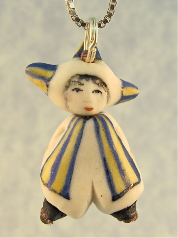 Addel - Les Petite Bon-Hommes en Porcelaine - SOLD