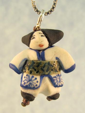 Akari - Les Petite Bon-Hommes en Porcelaine
