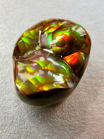 Luminous -  Fire Agate - SOLD