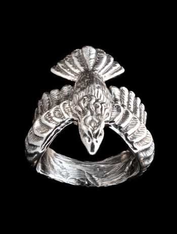 Eagle Ring - Silver