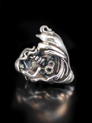 Mermaid Lagoon Ring - Silver