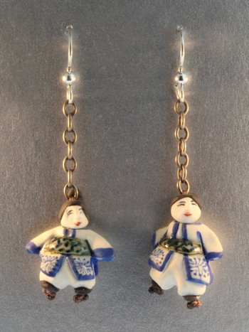 Kaiya and Katsumi - Les Petite Bon-Hommes en Porcelaine