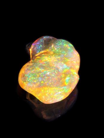 Ojo De Oro - Mexican Fire Opal