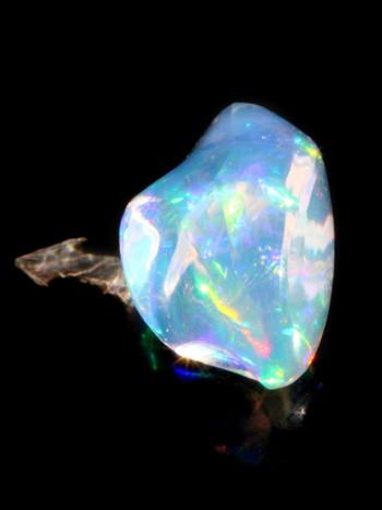 Mermaid's Tear - Mexican Fire Opal - SOLD